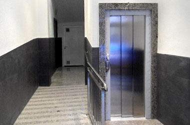 Instalacion de ascensores