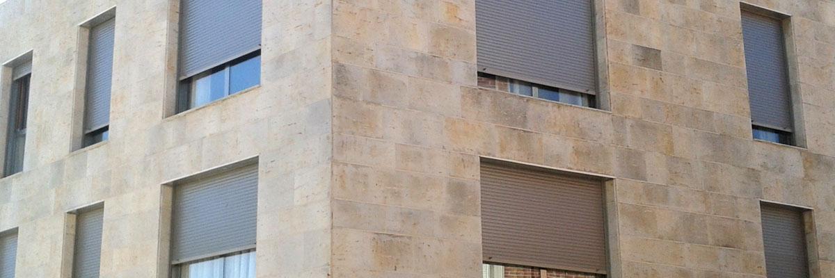 Rehabilitacion de fachadas piedra