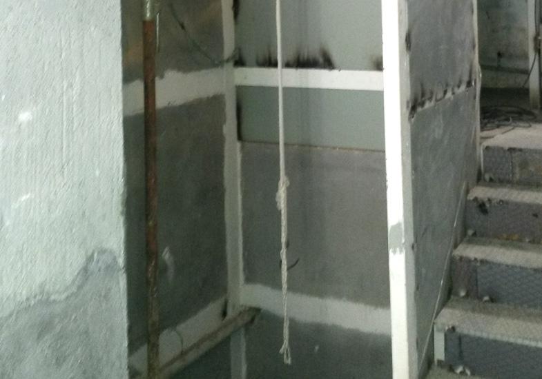 Nuevo hueco ascensor