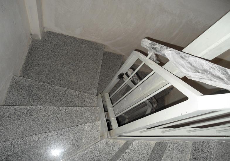 Nueva caja de escaleras