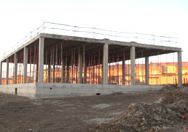 Construcion de edificios estructura