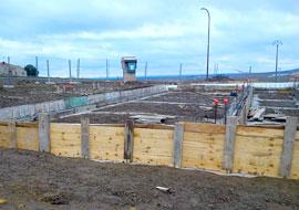 Construcion de edificios excavacion