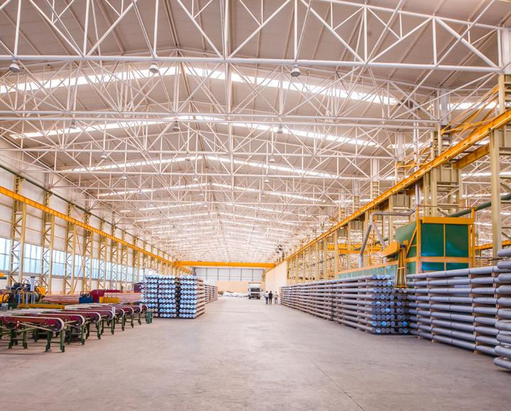 Mantenimiento edificios industriales