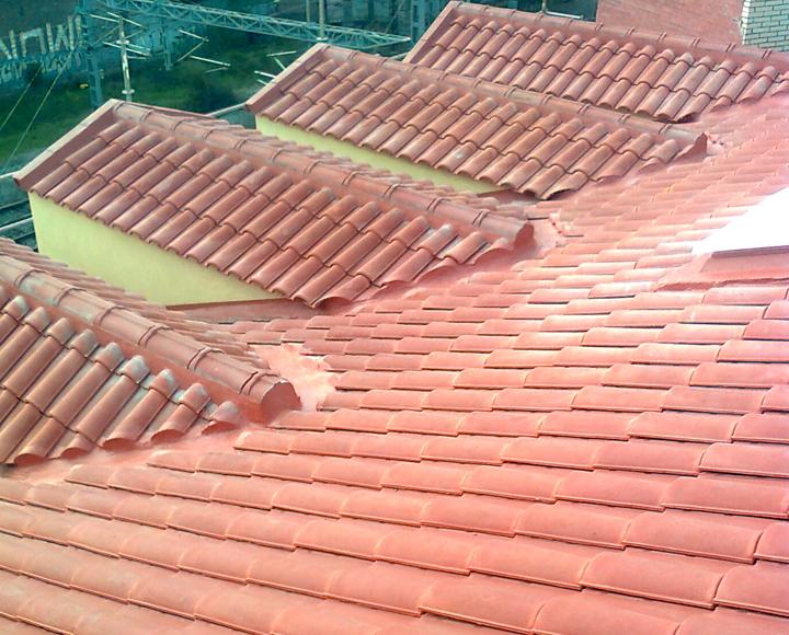Construcción y mantenimiento de cubiertas