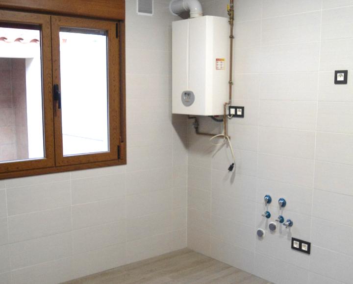 Fontanería y saneamientos